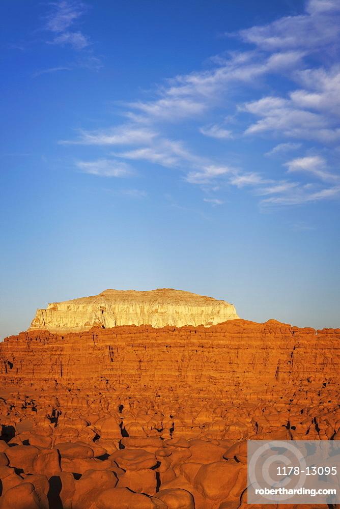 Hoodo rocks, USA, Utah, Goblin Valley State Park