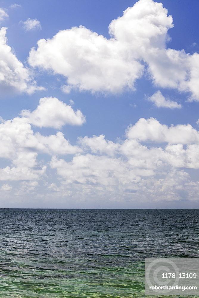 Sky at Fajardo, Puerto Rico
