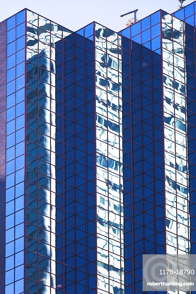 Office buildings, New York City, USA