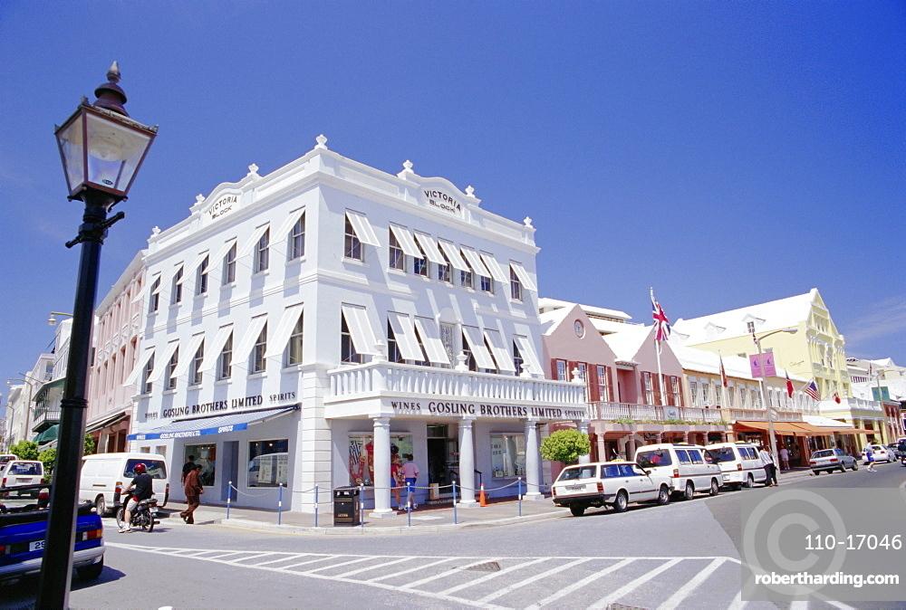 Esplanade Stores, Hamilton, Burmuda