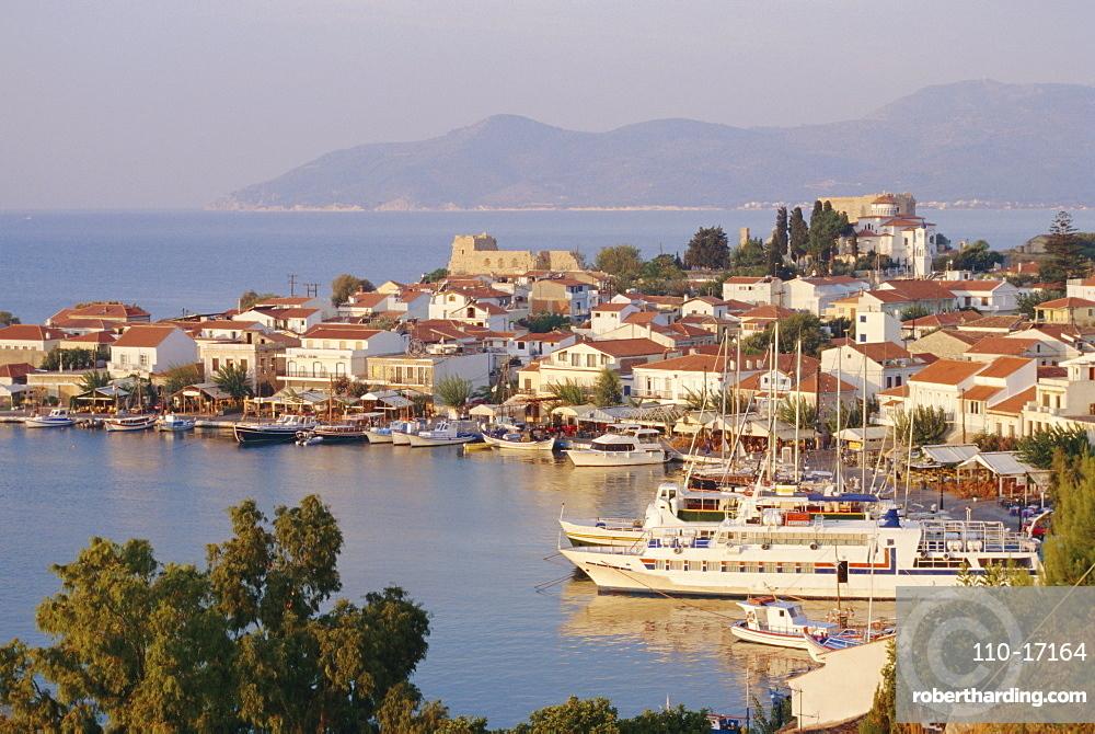 Pythagorio, Samos, Dodecanese Islands, Greece, Europe