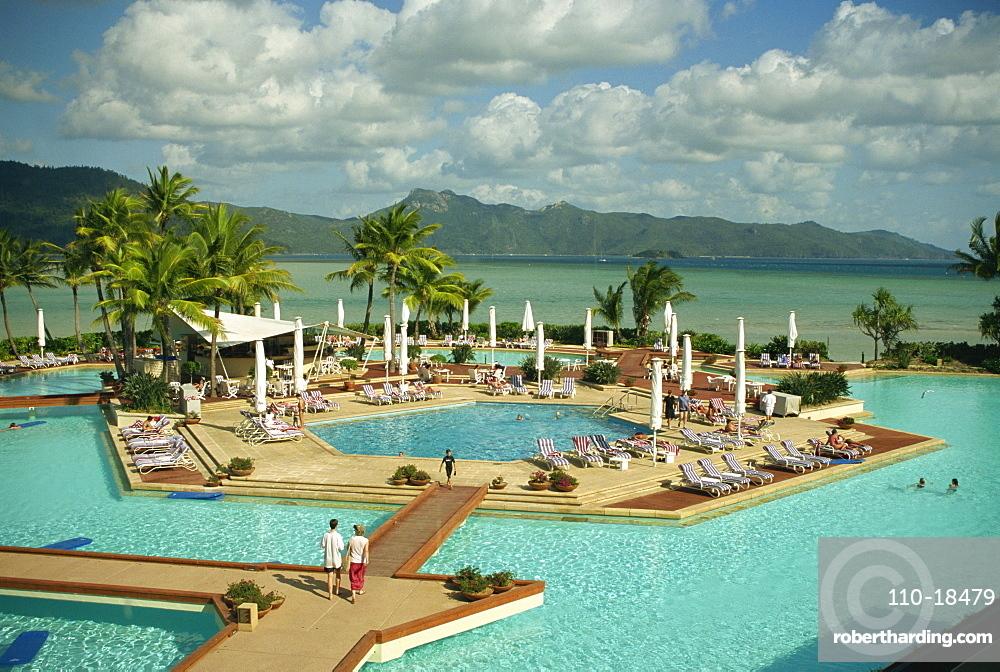 Hayman Island resort, Whitsundays, Queensland, Australia, Pacific