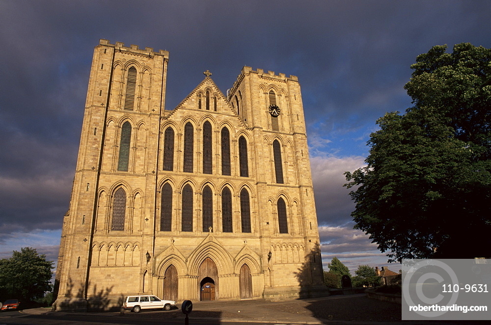 Ripon Cathedral, Ripon, Yorkshire, England, United Kingdom, Europe