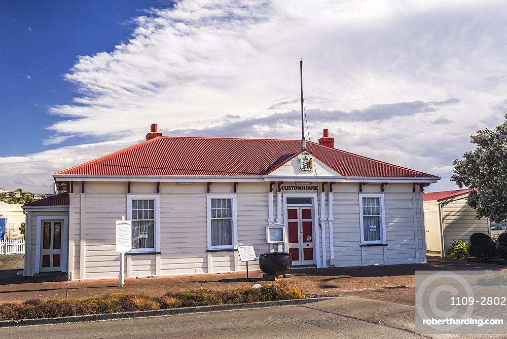 Old Custom House, Napier, Hawkes Bay Region, North Island, New Zealand, Pacific