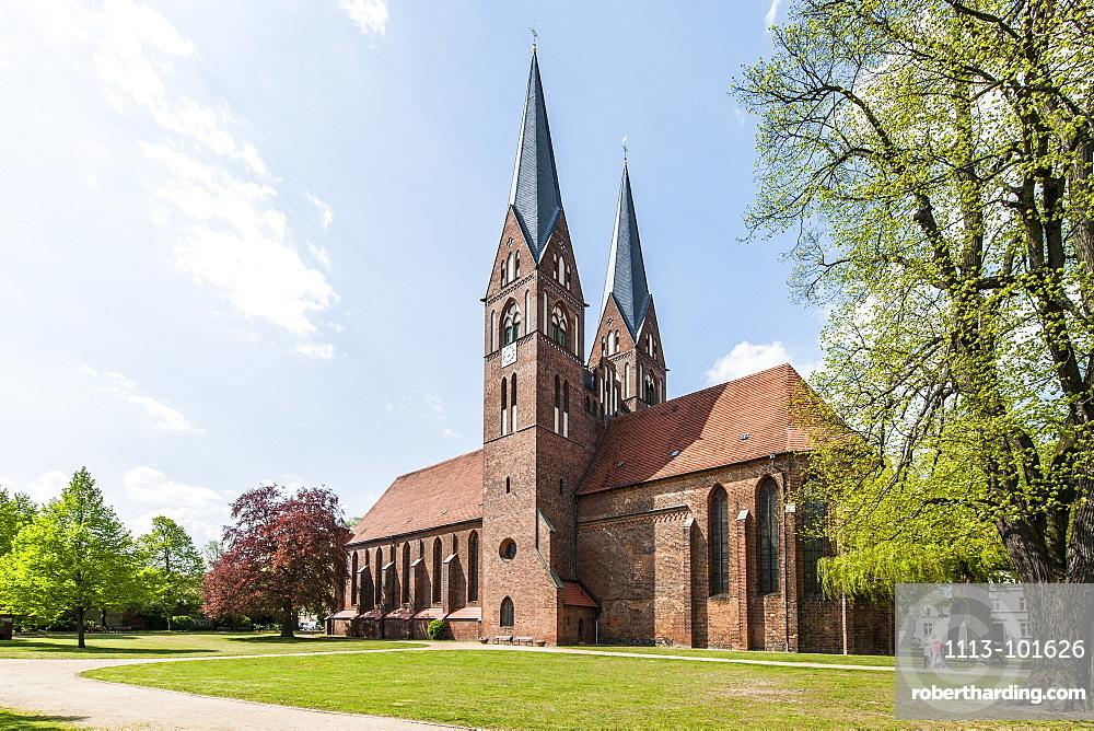 church of St. Trinitatis in Neuruppin, Brandenburg, Germany