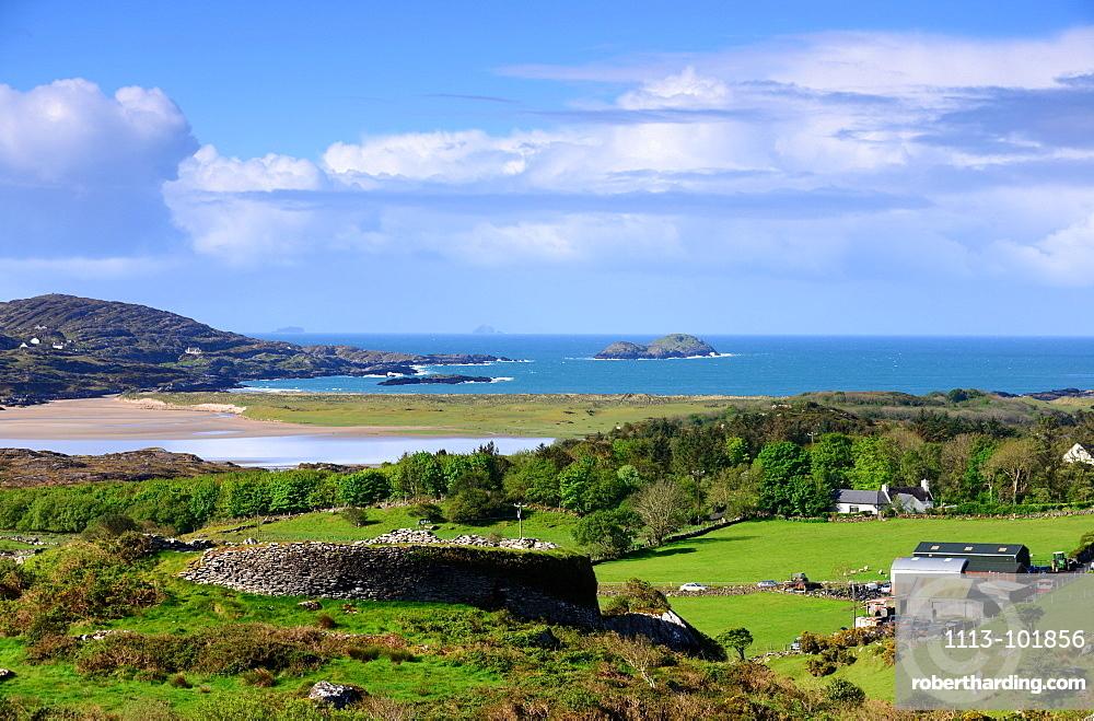 Near Caherdaniel at Ring of Kerry, Kerry, Ireland