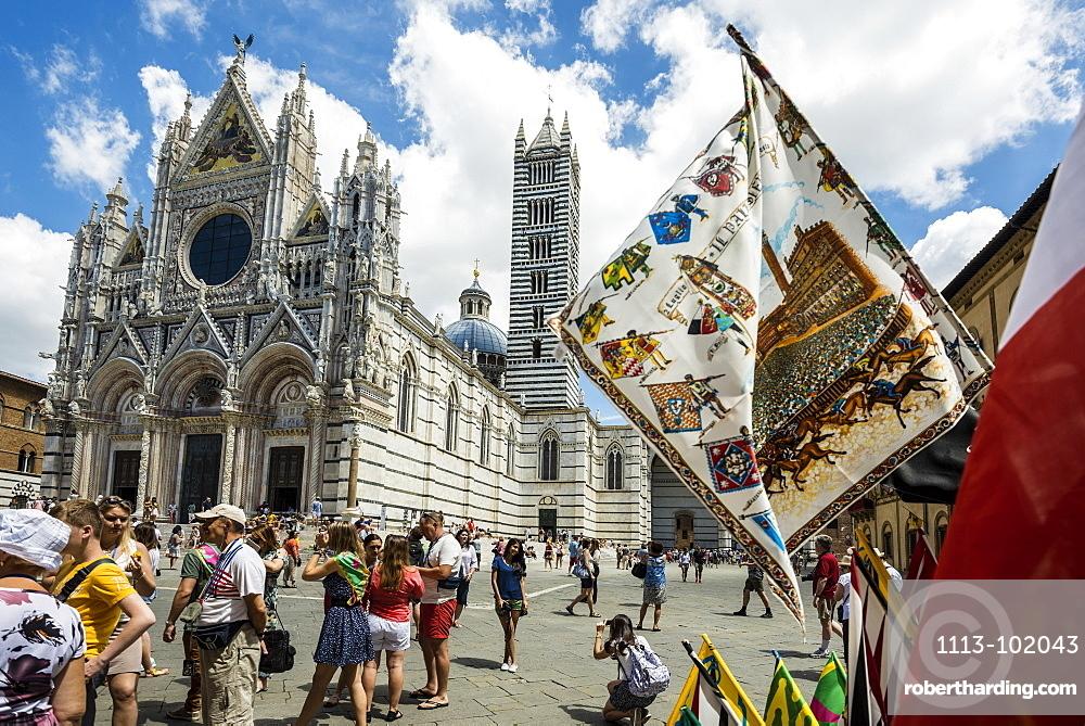Santa Maria Cathedral, Siena, Tuscany, Italy