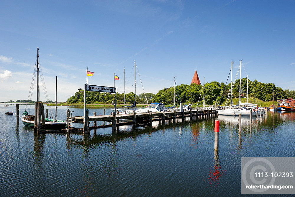 Sea near Poel island, Wismar, Baltic Sea, Germany, Europe, summer