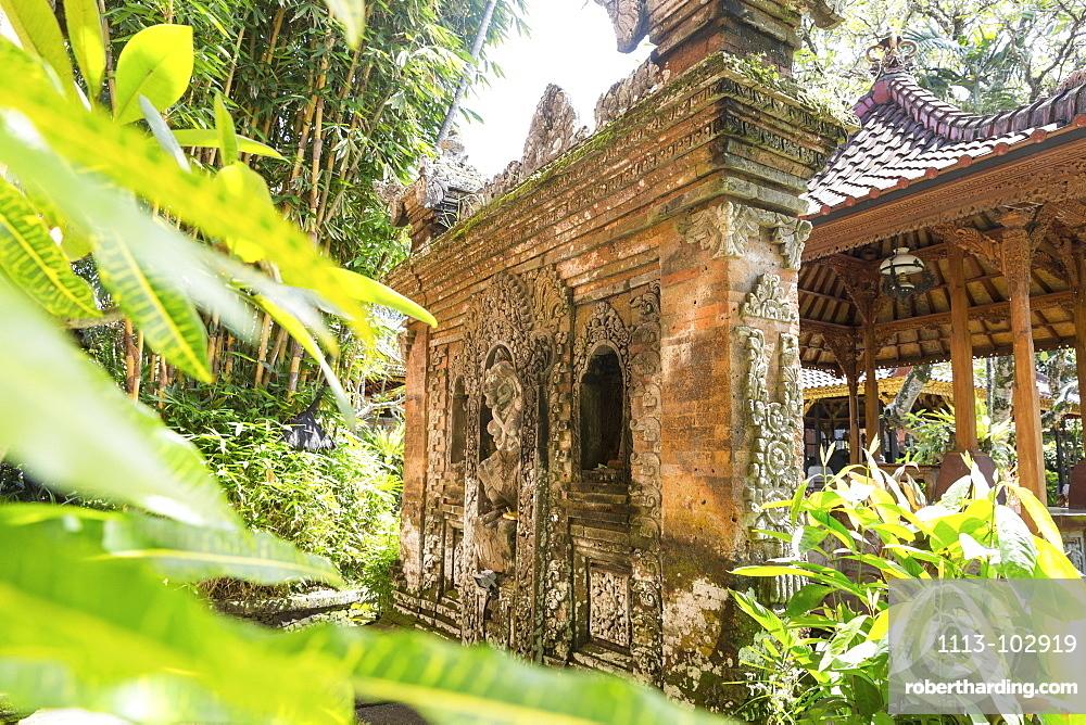 Puri Saren Agung palace, Ubud, Gianyar, Bali, Indonesia