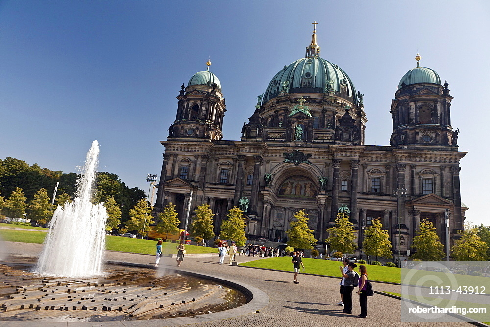 Berlin Cathedral, Berliner Dom, Museum Island, Berlin, Germany