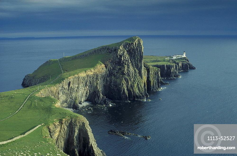 Neist Point, Skye, Inner Hebrides, Scotland, Great Britain