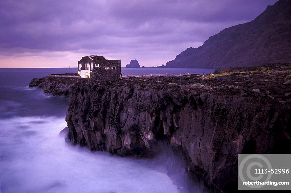 Hotel Puntagrande, El Hierro, Canary Islands, Spain