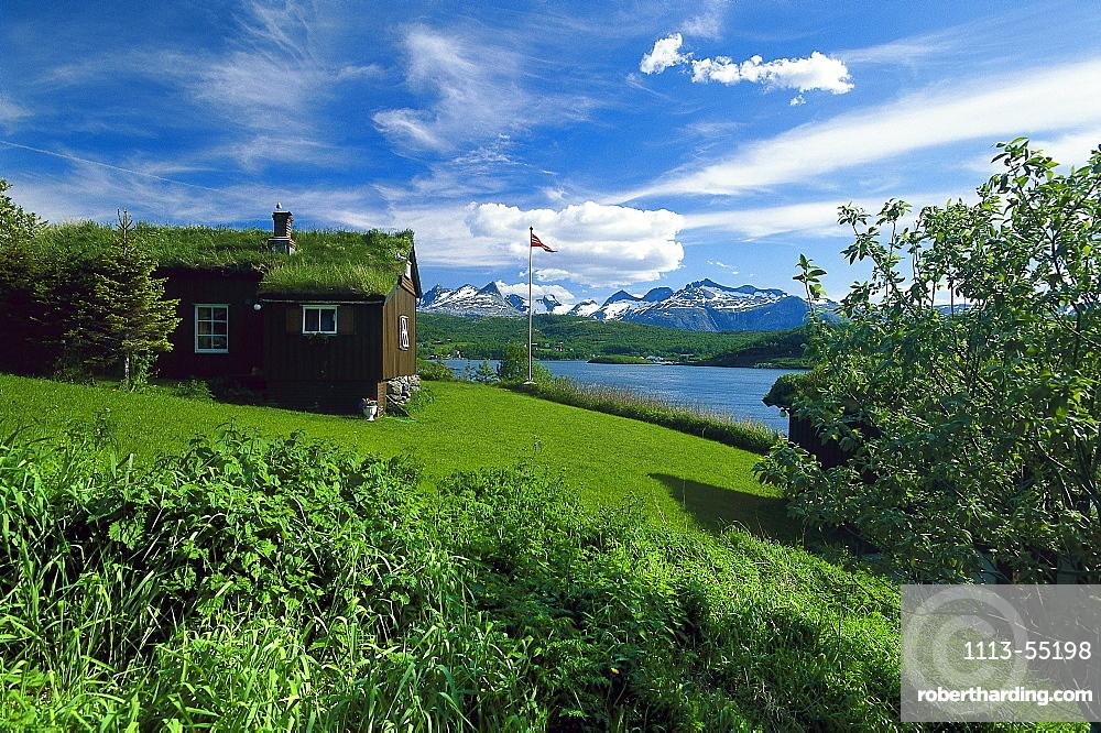 Family House, Bodo, Nordland, Norway