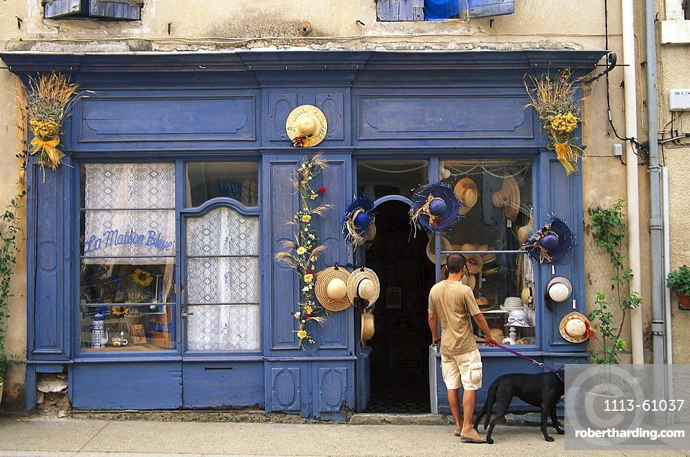 Sault, village of lavender, Provence, France