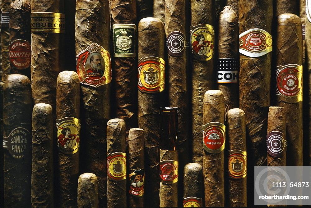 Cuban cigars, Cuba, Carribean, America