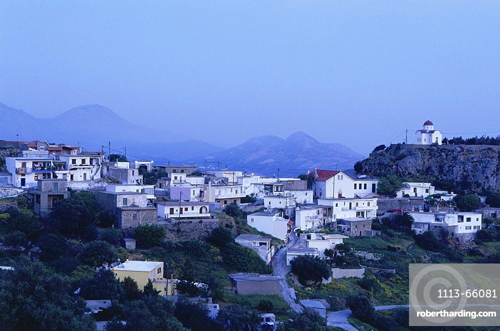 SellÏa, Crete, Greece