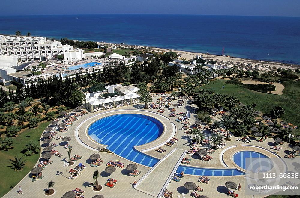 Hotel Marhaba Palace, Port El Kantaoui, Tunis