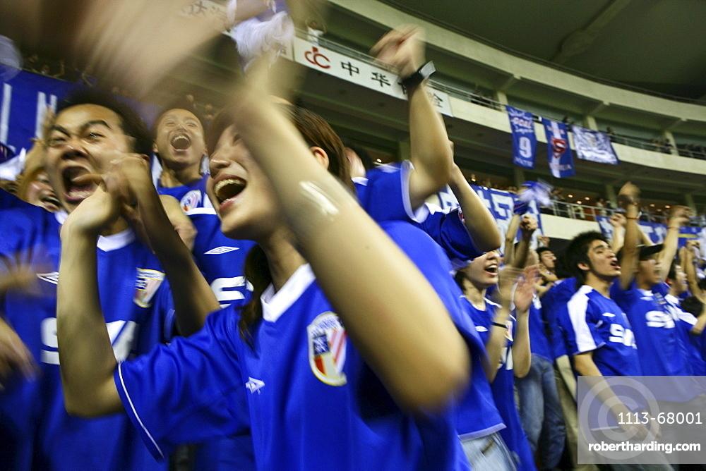 Soccer, soccer game, fans, Club