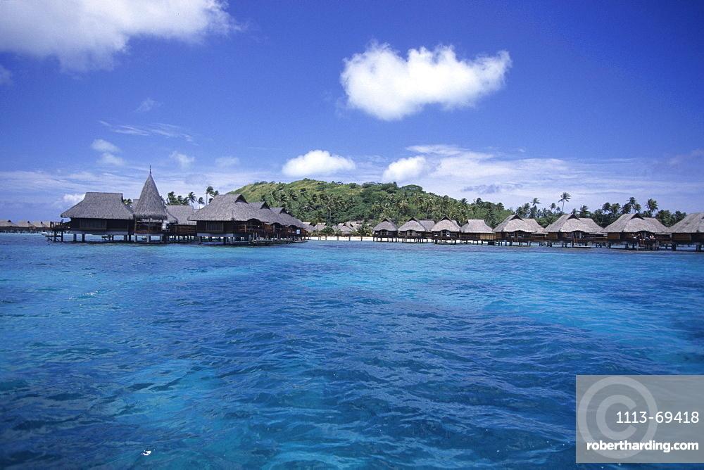 Hotel Bora Bora, Bora Bora, French Polynesia