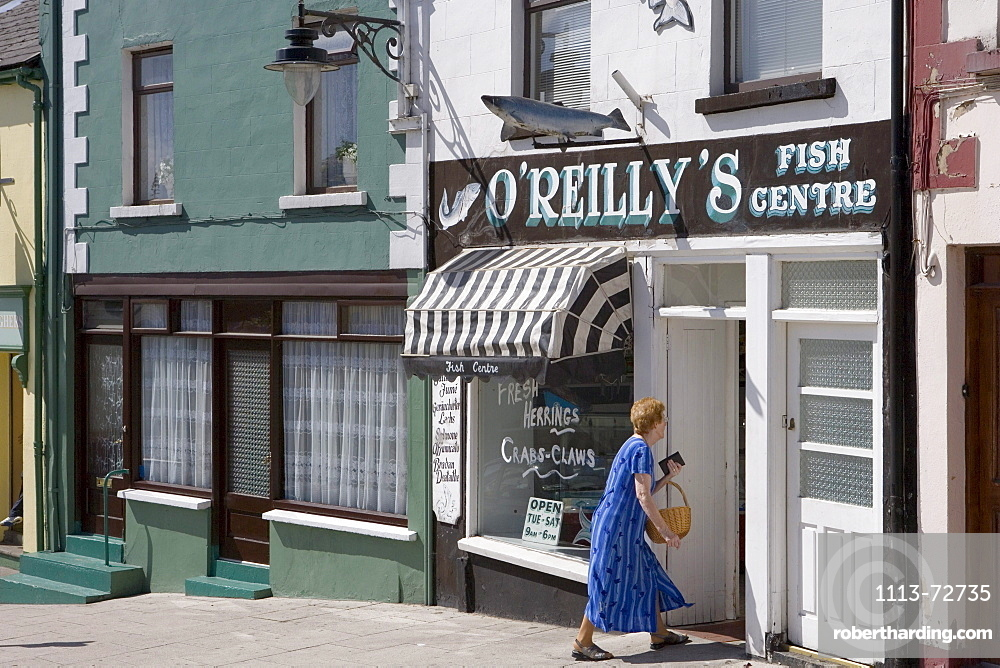 O'Reilly's Fish Centre, Ballyshannon, County Donegal, Ireland