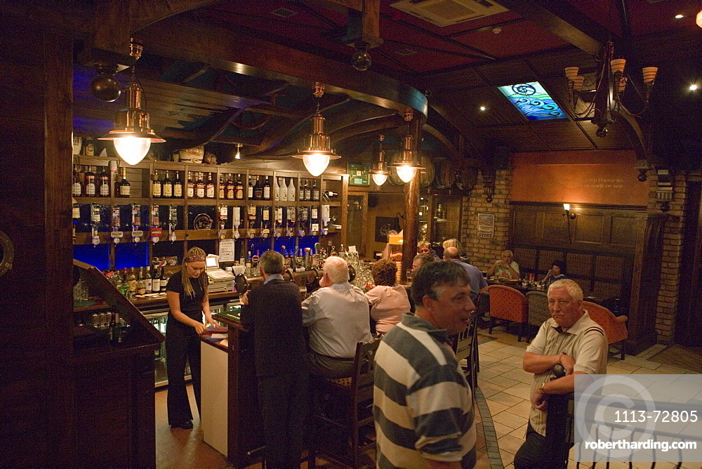 The Anglers Rest Pub, Ballyconnell, County Cavan, Ireland