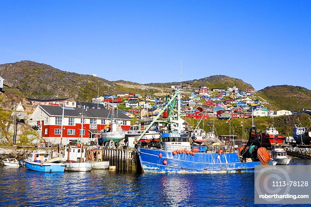 Qaqortoq former Julianehab), South Greenland