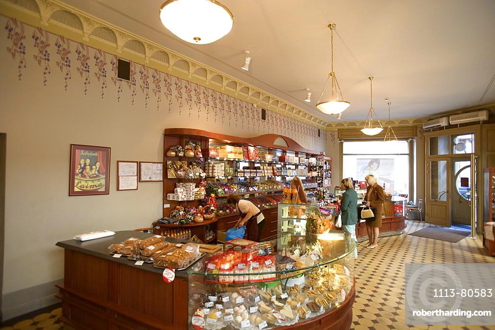 Laima chocolate store