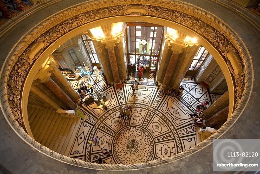 Vienna Kunsthistorisches Museum Historic Art Museum dome hall