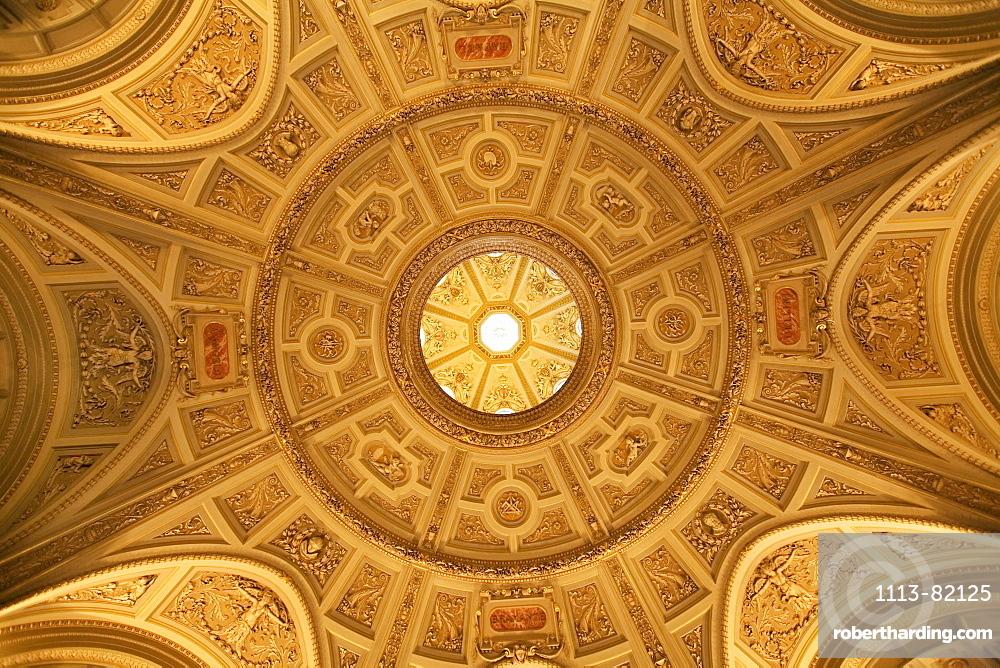 Vienna Kunsthistorisches Museum Historic Art Museum dome