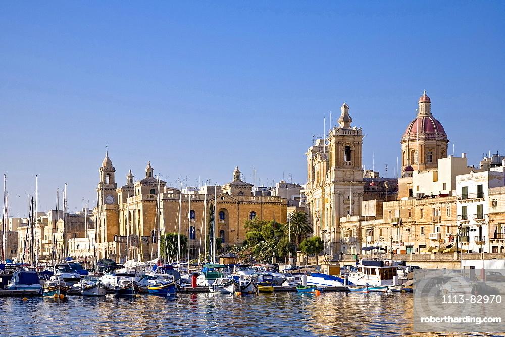 Vittoriosa, Three Cities, Valletta, Malta