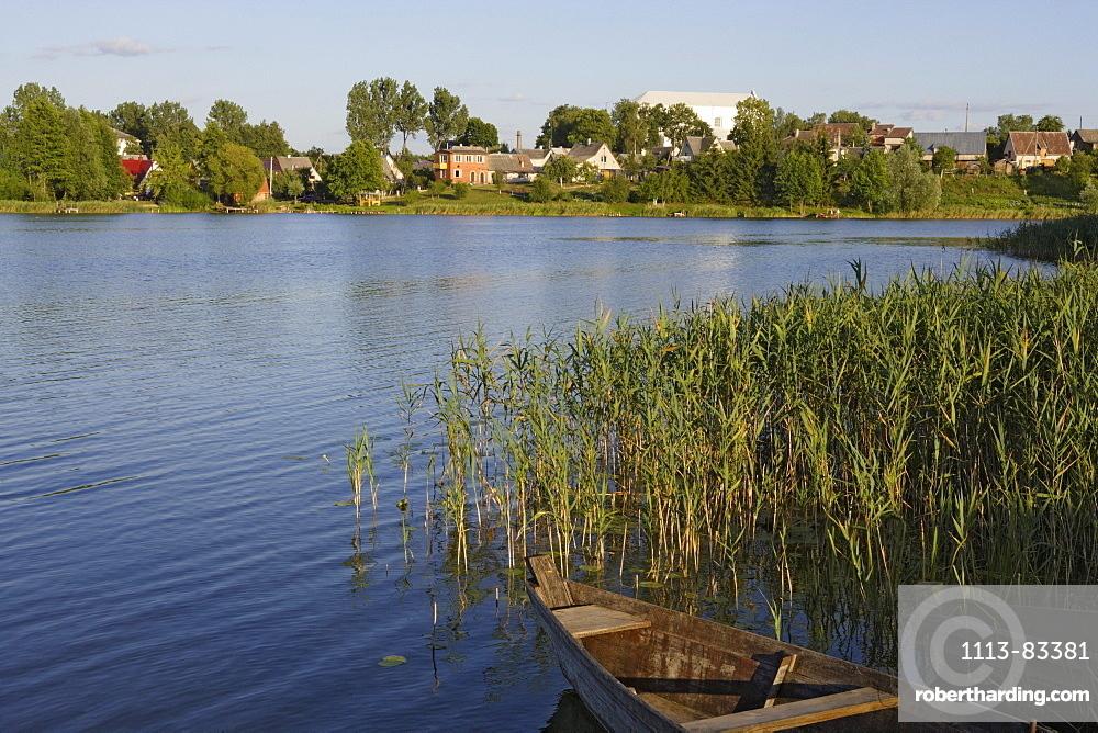 Veisiejai in the area of Druskininkai, Lithuania