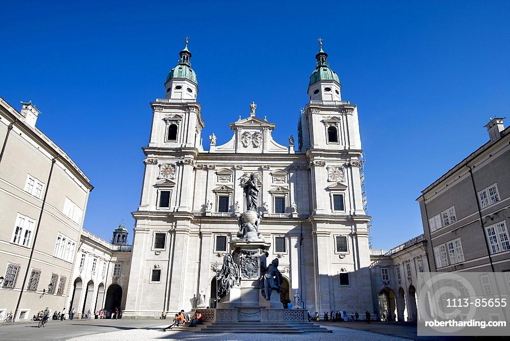 Cathedral, Salzburg, Austria