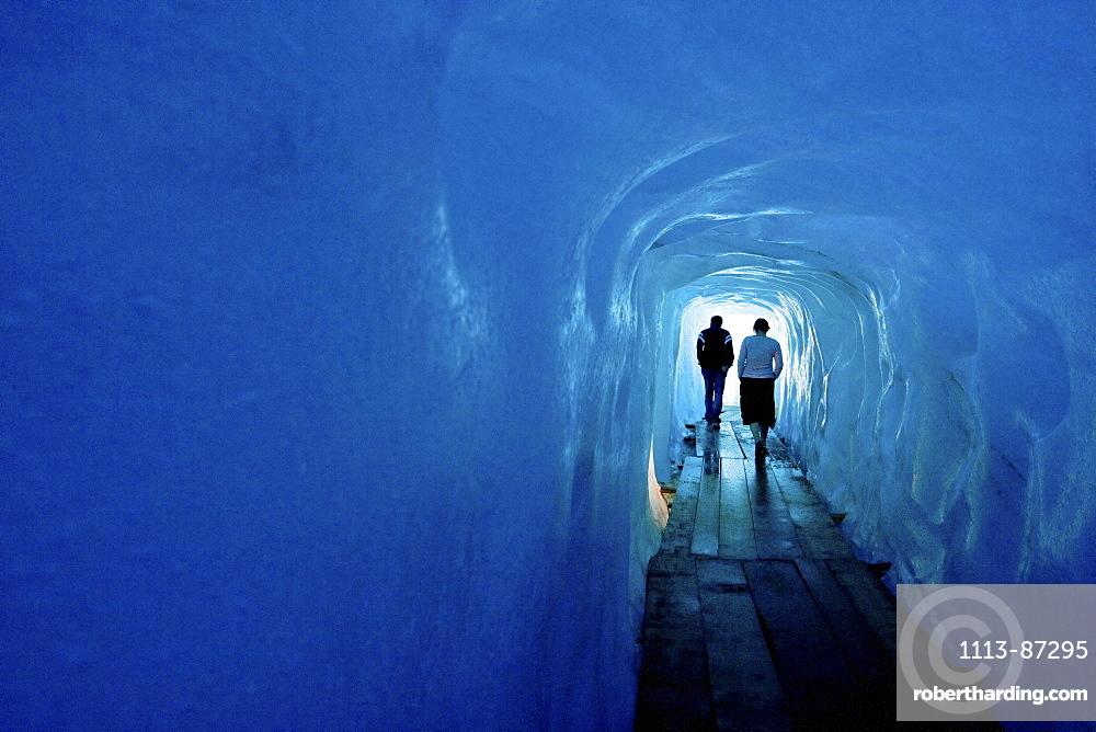 Rhone Glacier Grotto, Switzerland
