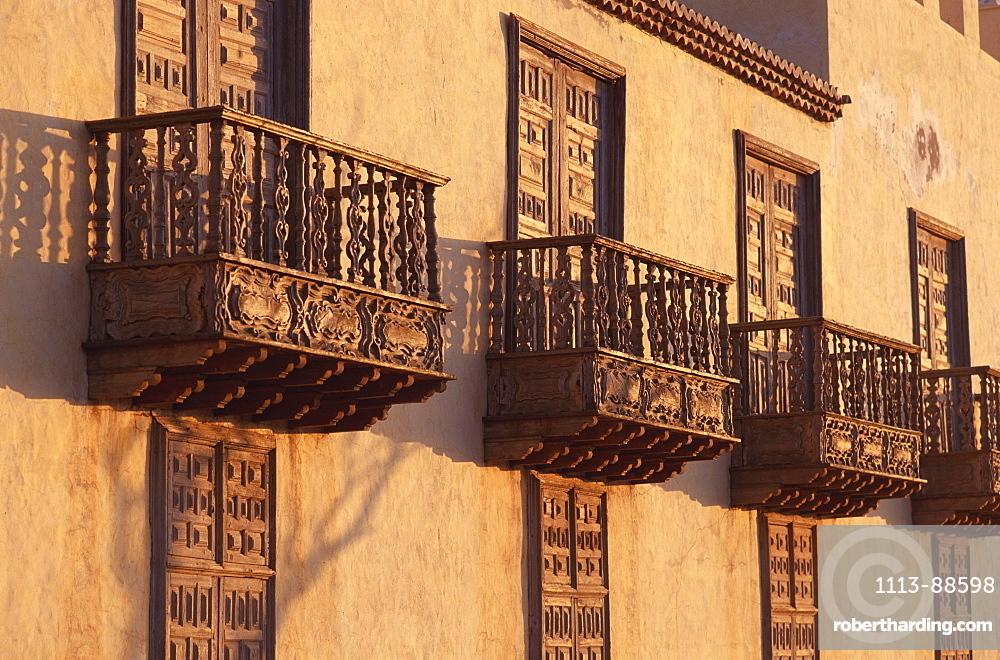 Former Gouvernors Palace, Casa de los Coroneles, La Oliva, Fuerteventura, Canary Islands, Spain