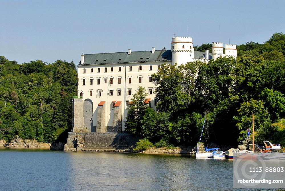 Castle Orlik, Czech Republic