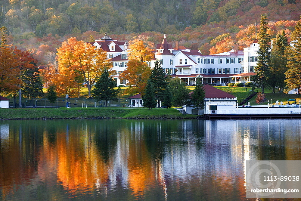 The Balsams Hotel at Dixville Notch, New Hampshire, USA
