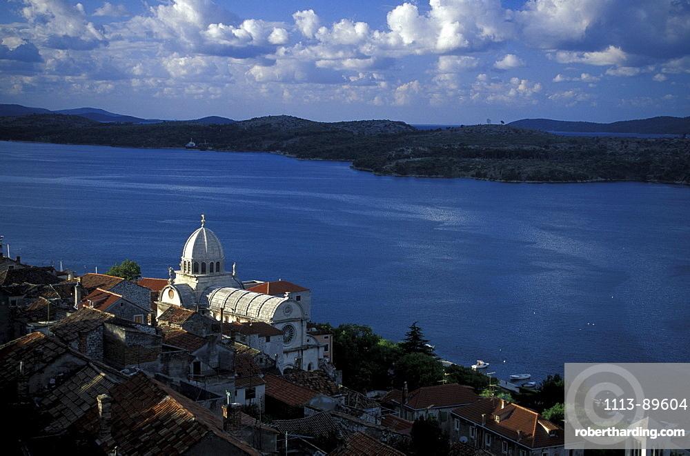 Cathedral of St. James, Sibenik, Dalmatia, Croatia