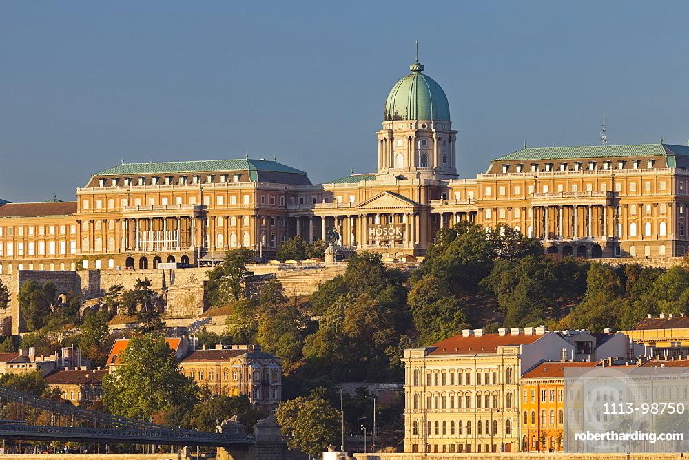 Buda Palast, Budavari palota, Budapest, Hungary