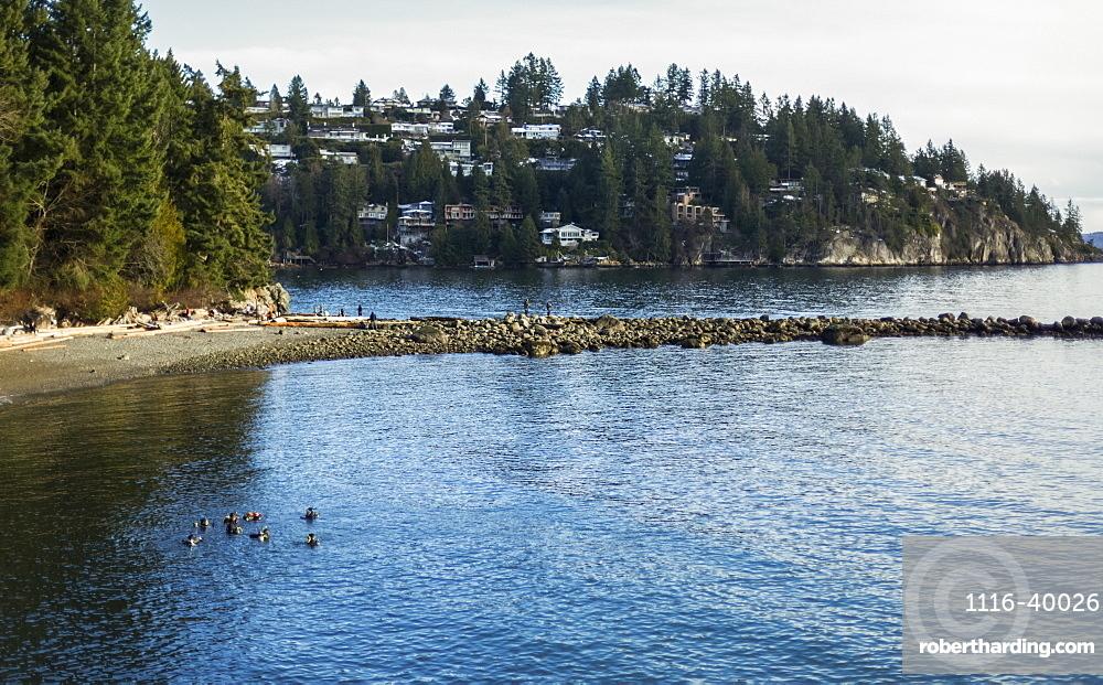 Whytecliff Park, Horseshoe Bay, British Columbia, Canada
