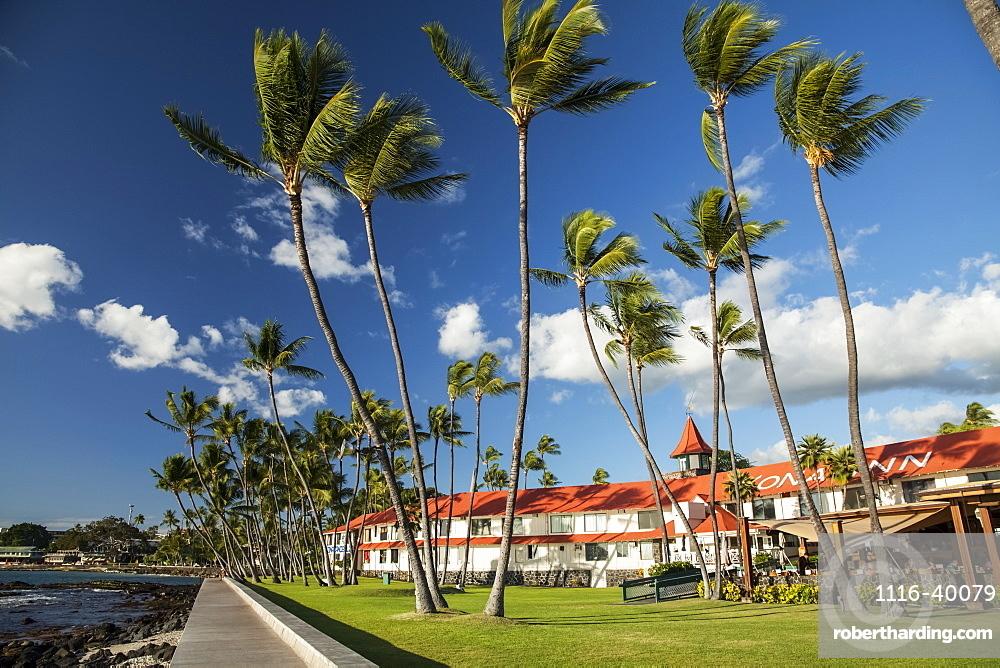 Kona Inn, Kailua Bay, Kailua-Kona, Island of Hawaii, Hawaii, United States of America