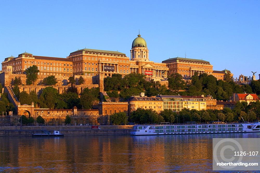 Hungarian National Gallery, Budapest, Hungary, Europe