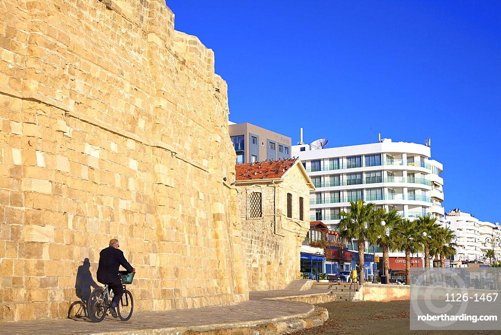 Larnaka Fort, Medieval Museum and Seafront, Larnaka, Cyprus, Eastern Mediterranean Sea, Europe