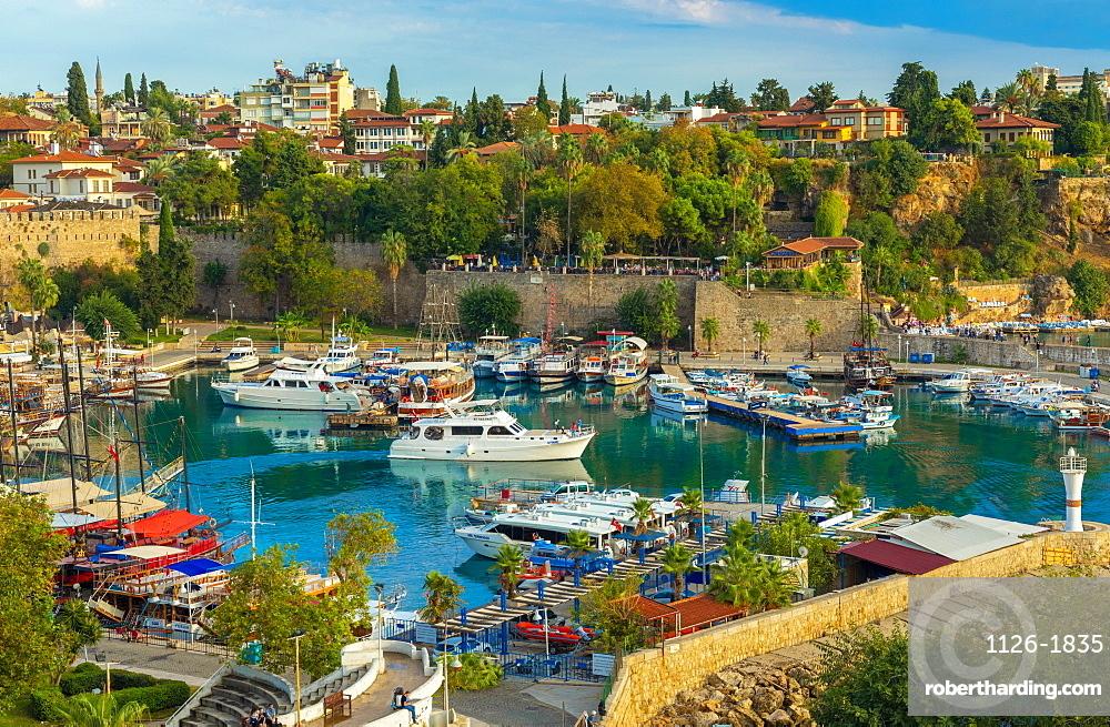 Old Harbour, Kaleici, Antalya, Turkey