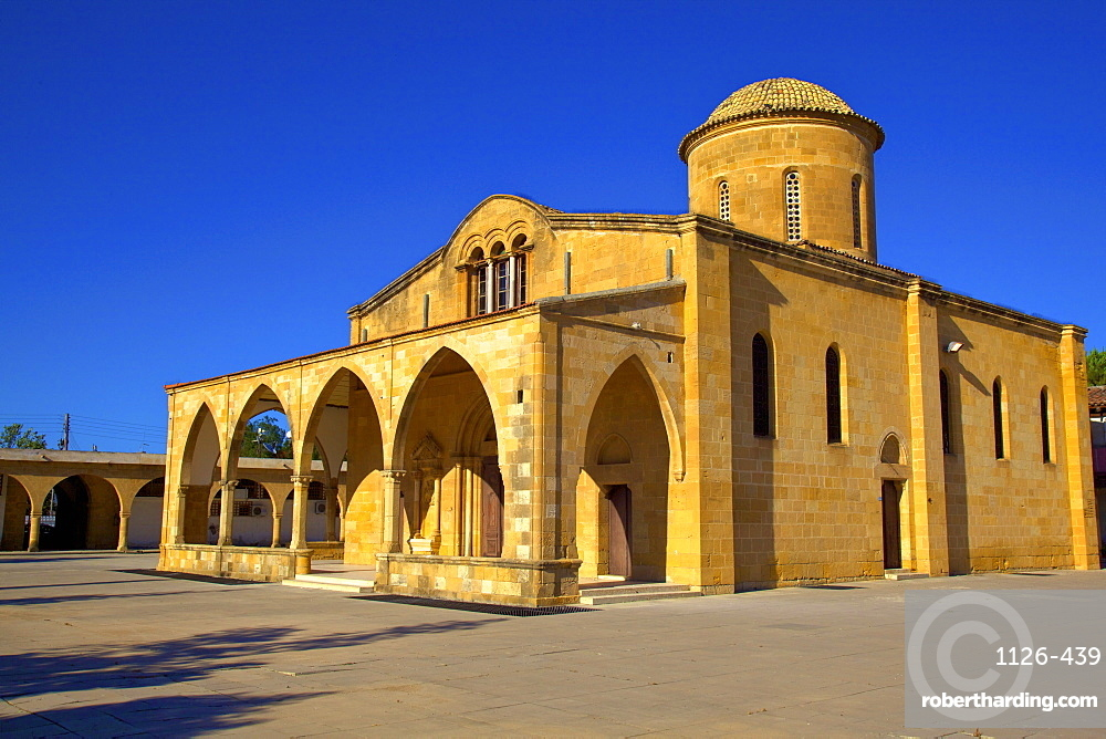 St. Mamas Monastery, Guzelyurt, North Cyprus, Cyprus, Europe