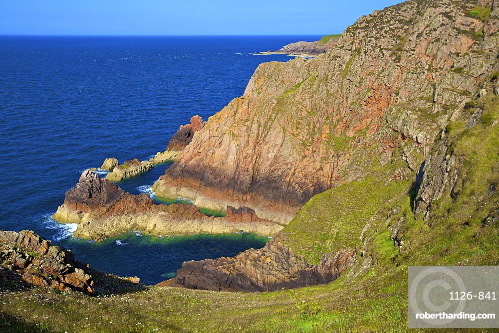 Grosnez Point, Jersey, Channel Islands, Europe