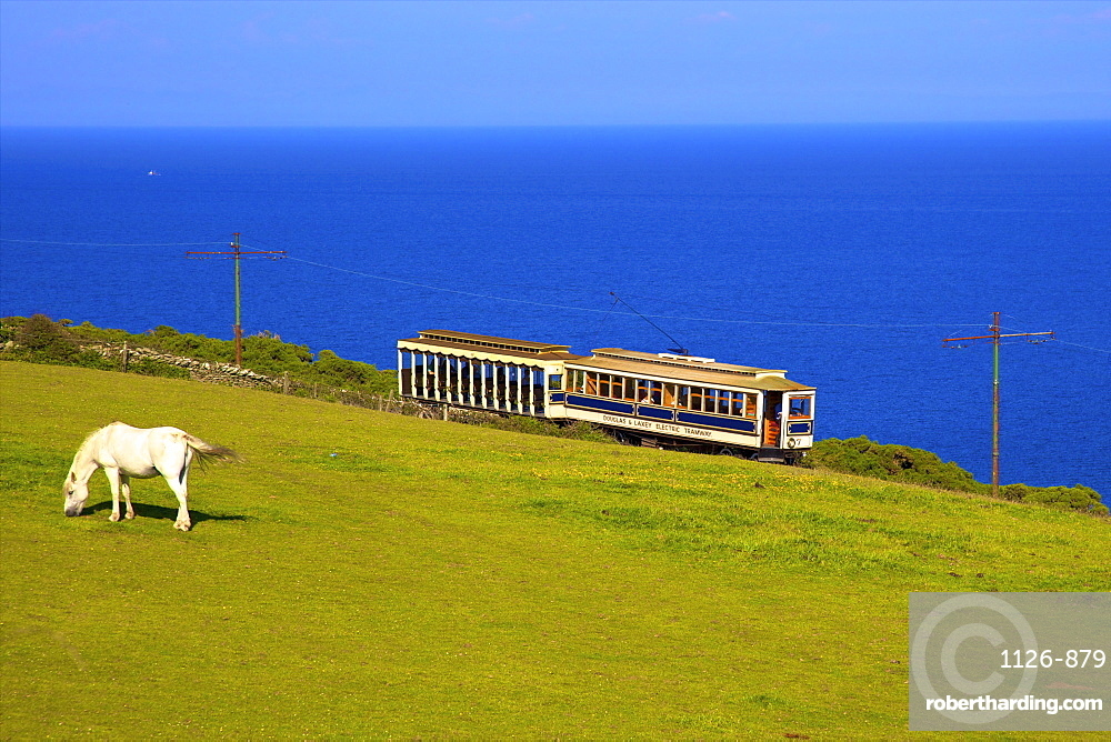 Manx Electric Railway, Isle of Man, Europe