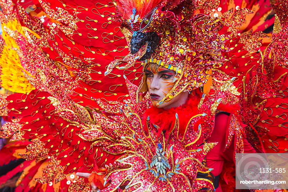 Jember Fashion Festival and Carnival, East Java, Indonesia, Southeast Asia, Asia