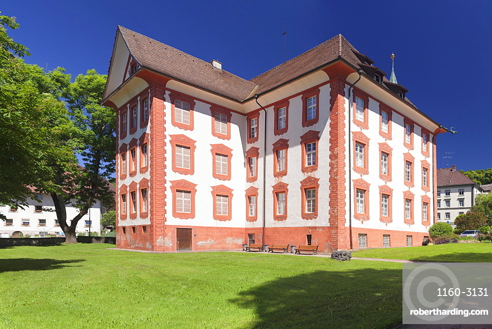 Schloss Bonndorf, Black Forest, Baden-Wurttemberg, Germany, Europe