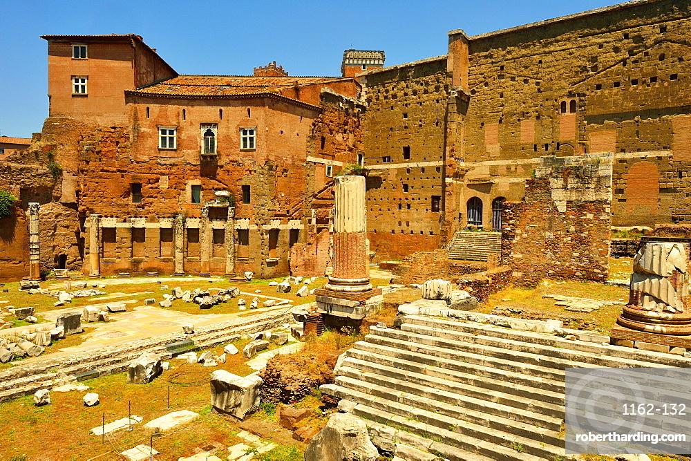 Forum of Augustus, Rome, Lazio, Italy, Europe