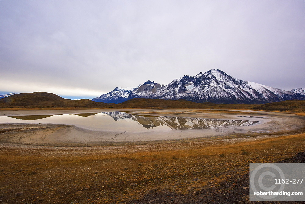 Torres del Paine National Park, Chile, Patagonia, South America
